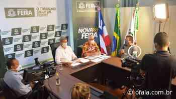 Feira de Santana pede à Sesab envio de hidroxicloroquina; secretaria afirma desconhecer pedido - Fala Simões Filho
