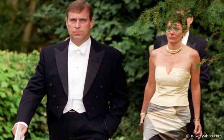 My friend Ghislaine: Confidante reveals how Maxwell's 'fling' with Prince Andrew means she'll never sell him out
