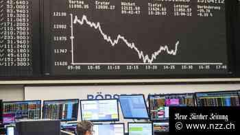 Die Aktienkurse zeigen viel – nur nicht die Gegenwart