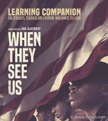Ava DuVernay's Array, Participant And Color Of Change, Launch Social Impact Guide And Online Prosecutor Directory For Netflix's 'When They See Us' - Forbes