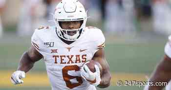 Former Texas star Devin Duvernay locked into position battle - 247Sports