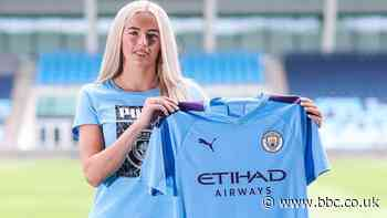 Chloe Kelly: Manchester City signing says Champions League a 'massive part' of move