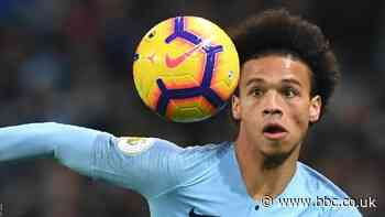 Leroy Sane completes Bayern Munich move from Manchester City