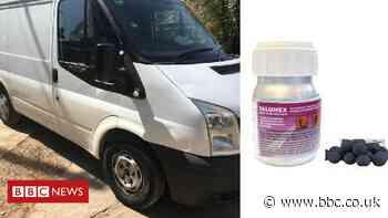 'Highly toxic' chemicals stolen from van in Darwen