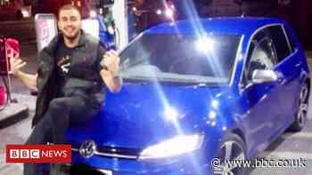 Drug driver Rizwan Ali posed for photos days after fatal Bolton crash