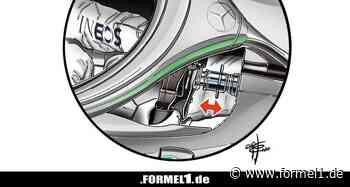 Red-Bull-Protest gegen DAS abgewiesen: Darum ist der Mercedes legal
