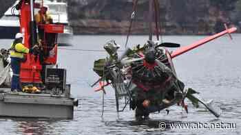 Engine fumes responsible for fatal Sydney seaplane crash in Hawkesbury River, ATSB says - ABC News
