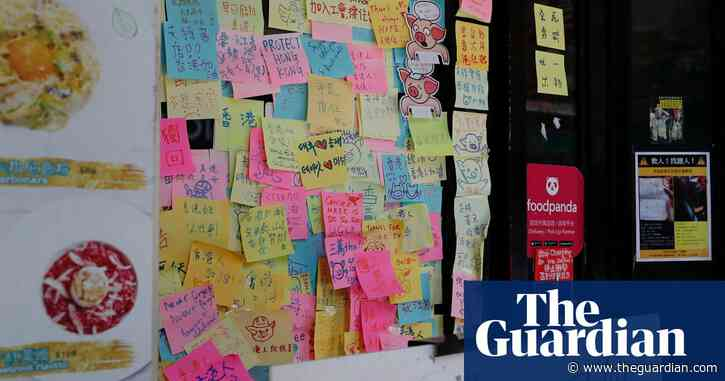 Hongkongers on China's crackdown: 'I feel helpless and hopeless'