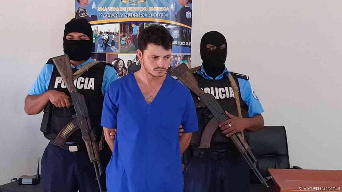 Declaran culpable a hombre que intentó matar a su hijo y lo dejó abandonado en una alcantarilla, en Acoyapa - La Prensa (Nicaragua)
