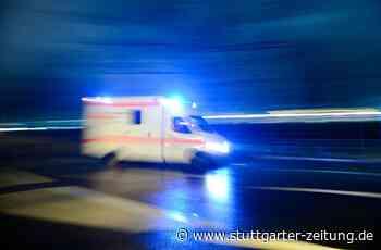 Unfall bei Oppenweiler: Mehrfach mit Auto überschlagen - Rems-Murr-Kreis - Stuttgarter Zeitung