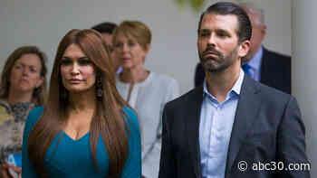 Kimberly Guilfoyle, girlfriend of Donald Trump Jr., tests positive for COVID-19