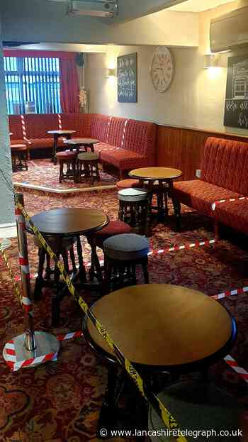 """Pubs reopening: """"We want people to feel safe and to be safe"""""""
