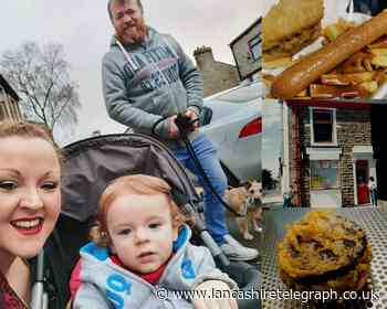 Out of the frying pan into the fryer - Darwen chippy bounces back from coronavirus