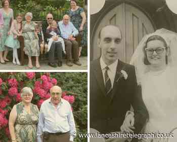 Whalley couple to celebrate 50 years of marriage via video call as lockdown scuppers celebration plans