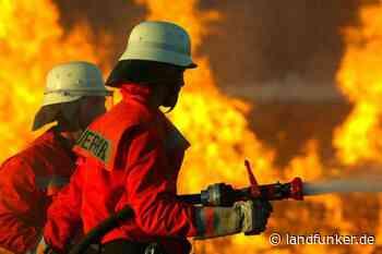 FEUER IN BRUCHSAL | Zwei Hektar Gerstenfeld bei Flächenbrand zerstört - Landfunker