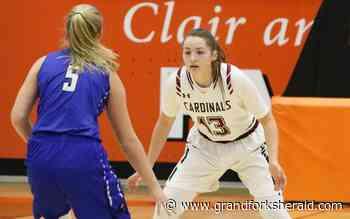 Ronningen named top female female athlete, Langdon-EM, Devils Lake sweep NDAPSSA awards - Grand Forks Herald