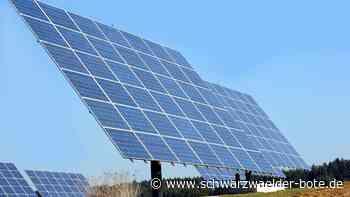 Horb a. N.: Streit um Solaranlagen-Pflicht - Schwarzwälder Bote