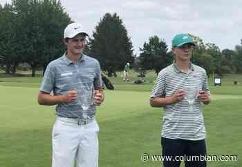 Moody wins Oregon Junior Amateur golf title - The Columbian