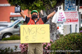 No mask? In West Hollywood, that could cost you $300 - East Bay Times
