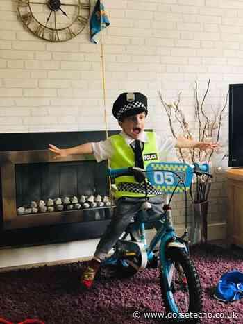 Ethan Jones to cycle from Bradpole to West Bay for Bradpole Preschool. - Dorset Echo
