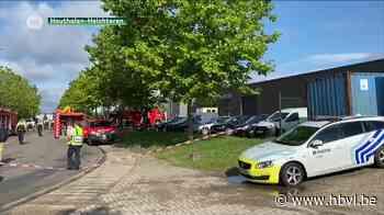 Incident met salpeterzuur in Houthalens bedrijf: één gewonde - Het Belang van Limburg