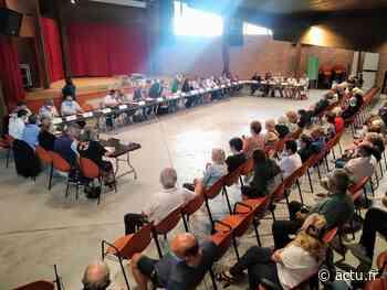 Villefranche-de-Lauragais. Bernard Barjou officiellement élu maire, huit adjoints pour l'entourer - La Voix du Midi Lauragais