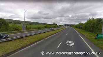 Driver stopped on A59 by police 'had no idea he was banned'