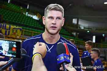 Trento: Il vice Abdel Aziz è Argenta - Volleyball.it