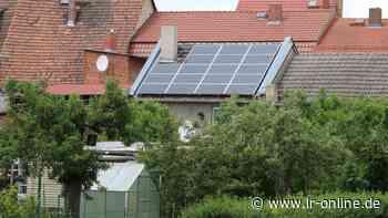 Alternative Energie: Mini-Windräder bleiben in Herzberg Thema - Lausitzer Rundschau