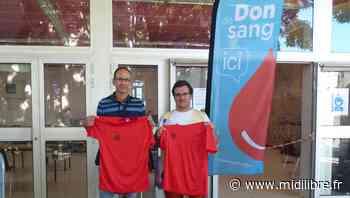 Les donneurs de sang et Courir à Caissargues unis - Midi Libre