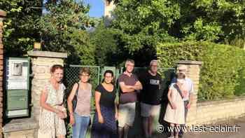 Troyes : ils s'opposent au projet de résidence étudiante pour défendre un verger - L'Est Eclair