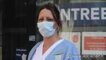 Lætitia, infirmière en réanimation à Troyes : «Souvenez-vous de nous !» - L'Est Eclair