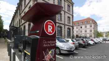 Le stationnement gratuit au centre-ville de Troyes, c'est fini! - L'Est Eclair