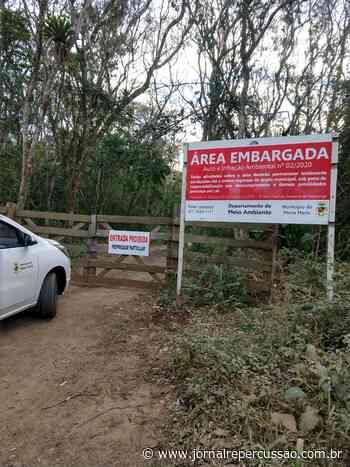Decisão judicial embarga fracionamento de área de proteção ambiental em Nova Hartz - Jornal Repercussão