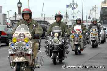Angry mods to descend on Brighton in 'battle for Madeira Drive'