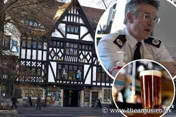Sussex pubs and restaurants reopen: Police chief's warning