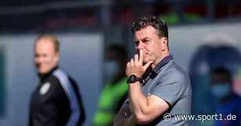 2. Bundesliga: Hamburger SV und Trainer Dieter Hecking vor der Trennung? - SPORT1