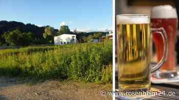Programm für Wasserburger Pop-Up-Biergarten steht - Startschuss Mitte Juli