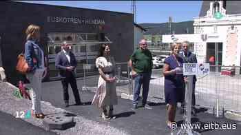 Video: El PNV apuesta por la Euroregión Euskadi-Navarra-Nueva Aquitania | Autonómicas Vascas | EiTB - EiTB Radio Televisión Pública Vasca