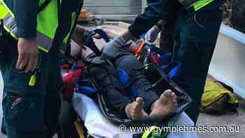 Man's screams for help after lift shaft plunge - Gympie Times