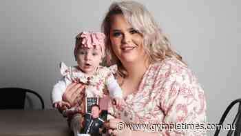 'I'm so grateful Dad got to meet my baby girl' - Gympie Times