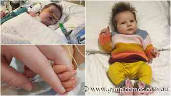 Meet the miracle baby who's defied all doctors' odds - Gympie Times