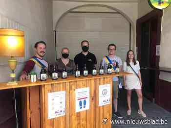 Studentenclub verkoopt Promiele-bier en steunt jongeren met moeilijke thuissituatie - Het Nieuwsblad