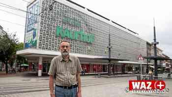 Kaufhof: Betriebsratschef glaubt noch an Zukunft in Witten - Westdeutsche Allgemeine Zeitung