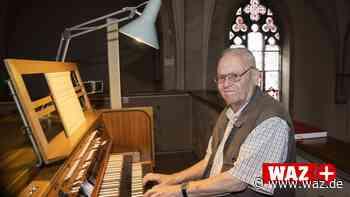 Witten: Heute 86-Jähriger spielt seit 1960 die Kirchenorgel - Westdeutsche Allgemeine Zeitung