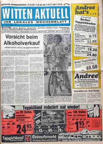 Witten vor 35 Jahren: Die Titelseite vom 4. Juli 1985 - Lokalkompass.de