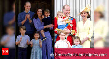 How William, Kate discipline their kids