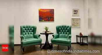 Redecorate your space with art