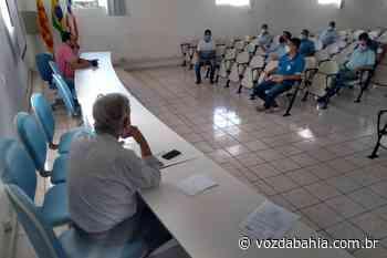 Brumado: Prefeito comemora reabertura do comércio e direciona atenção ao retorno das aulas - Voz da Bahia