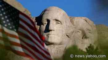 President's Mount Rushmore Fireworks Risky, Experts Warn